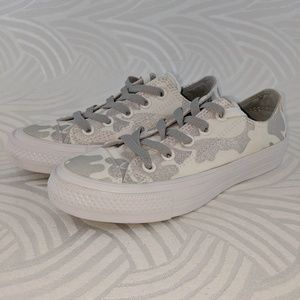 Converse All Star Low Camo Shoes Youth 3